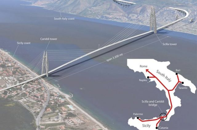 'Scylla and Charybdis' bridge to connect Sicily and Italy (4)