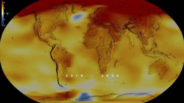 2020 was the Warmest Year on Record