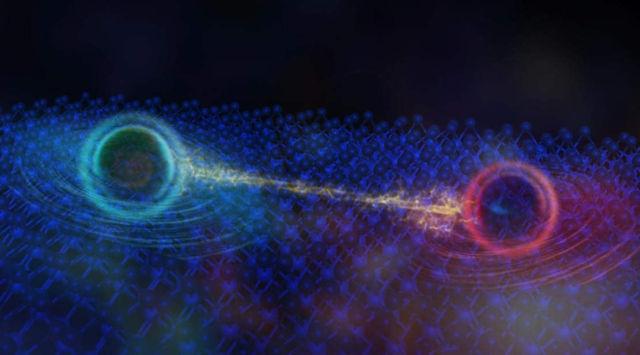A Fundamentally New Form of Quantum Matter