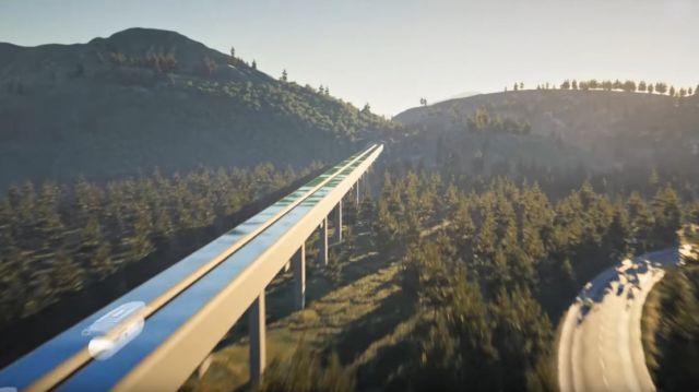 A tour Inside Virgin Hyperloop (2)