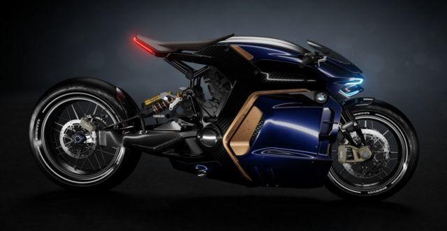 BMW Cafe Racer concept bike (11)