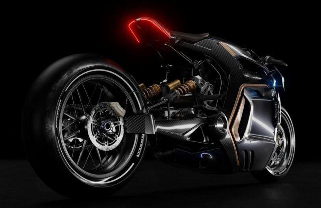 BMW Cafe Racer concept bike (8)