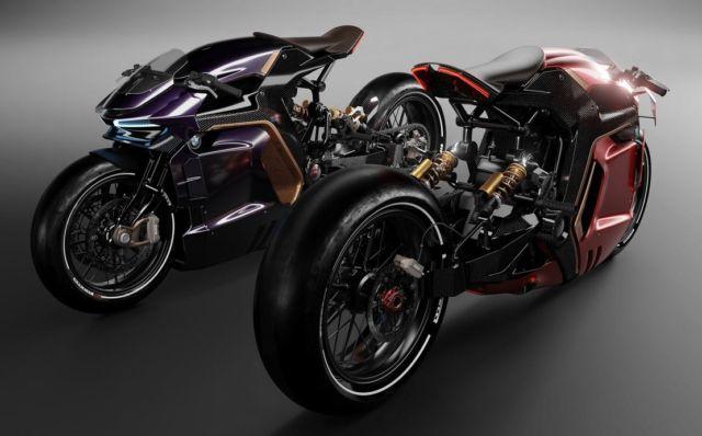 BMW Cafe Racer concept bike (4)