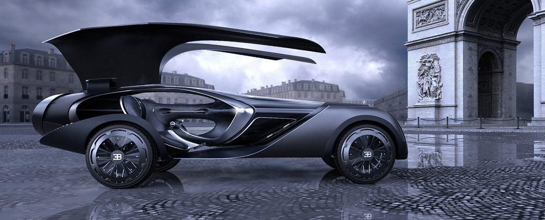 Bugatti La Belle Époque concept (1)