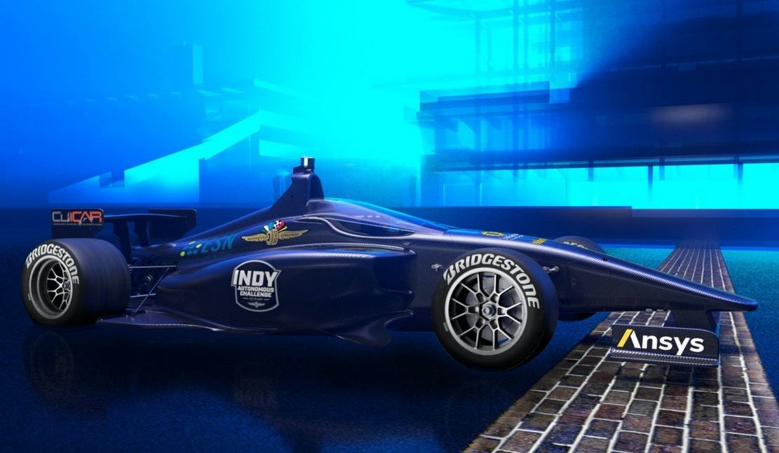 Dallara IL-15 race-car selected for the Autonomous Challenge Race