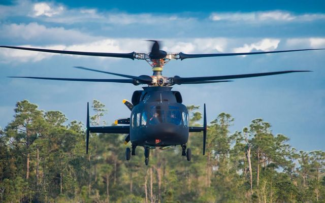 Defiant X advanced utility Helicopter (5)