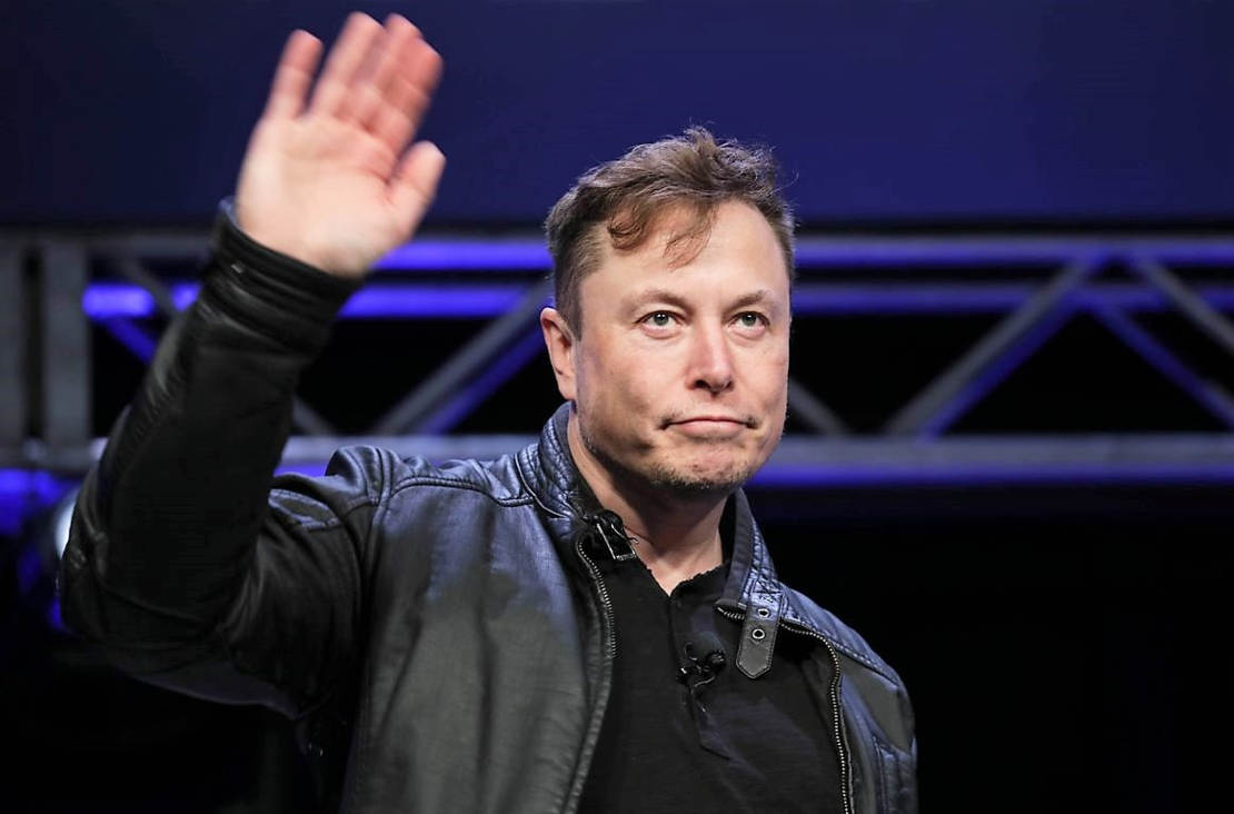 Elon Musk becomes the richest man in the world