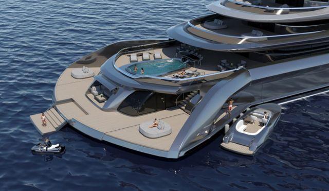 Indah 120 meters superyacht (4)