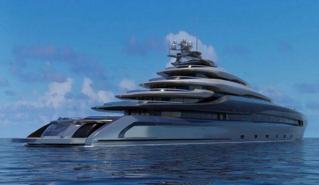 Indah 120 meters superyacht (3)
