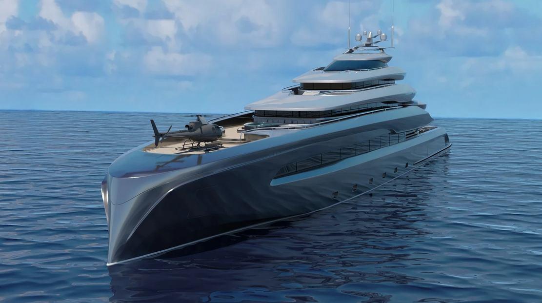 Indah 120 meters superyacht (2)