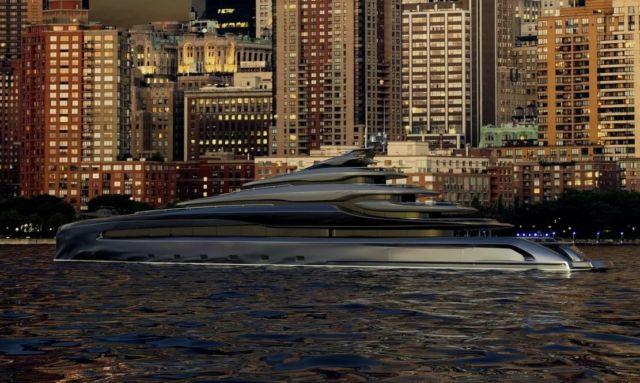 Indah 120 meters superyacht (1)
