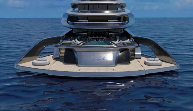 Indah 120 meters superyacht (12)