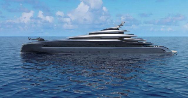 Indah 120 meters superyacht (11)