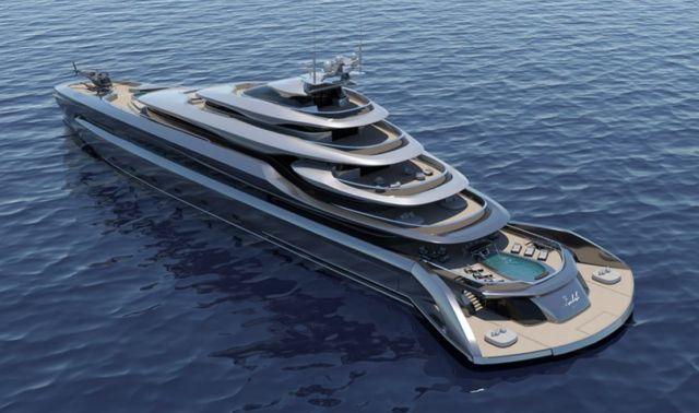 Indah 120 meters superyacht (8)
