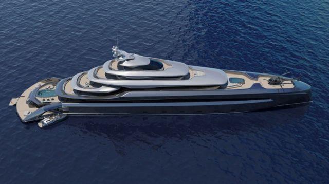 Indah 120 meters superyacht (7)