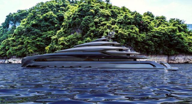 Indah 120 meters superyacht (5)