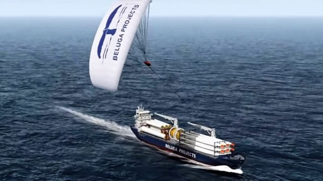 Wind Power The Future of Shipping