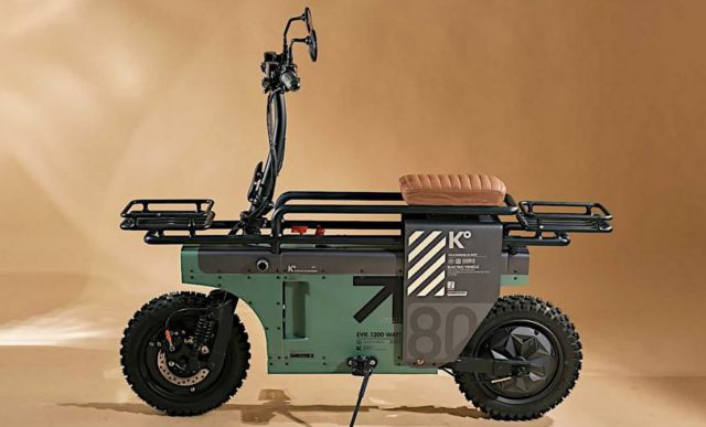 Katalis Spacebar electric scooter