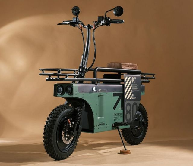 Katalis Spacebar electric scooter (5)