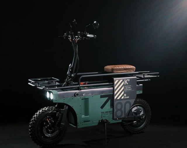 Katalis Spacebar electric scooter (4)