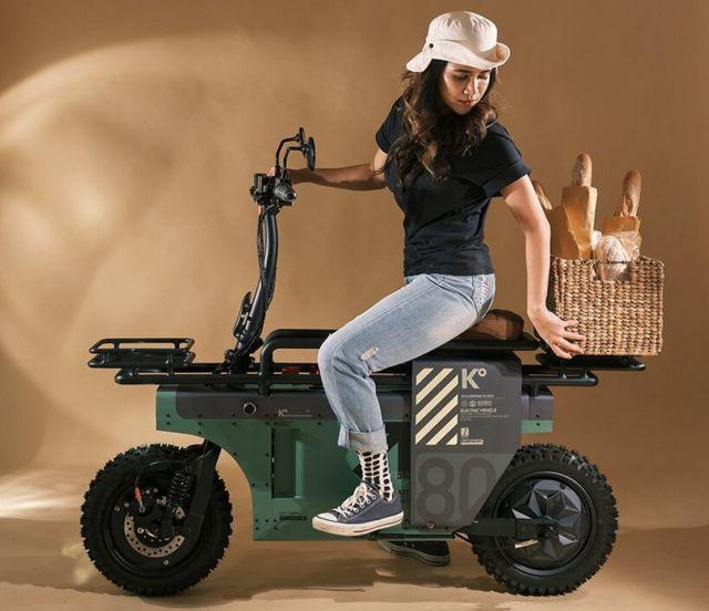 Katalis Spacebar electric scooter (3)
