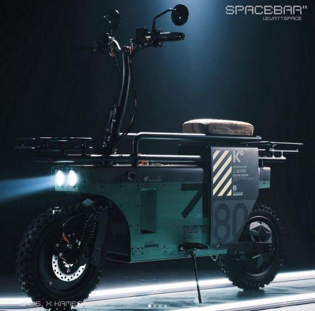 Katalis Spacebar electric scooter (2)