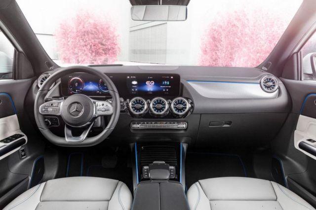 Mercedes-Benz EQA SUV (13)