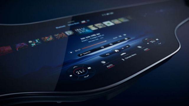 Mercedes-Benz EQS MBUX Hyperscreen (2)