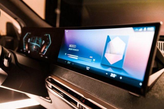 New BMW iDrive 2021