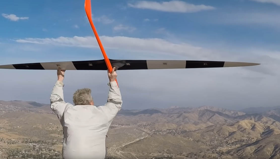 New World Record RC Airplane Speed 548mph