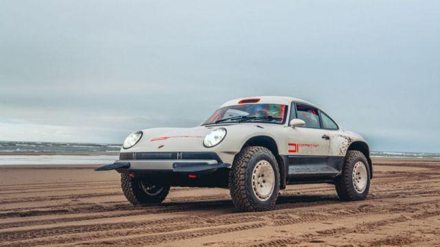 Porsche Singer 911 All-Terrain Racer