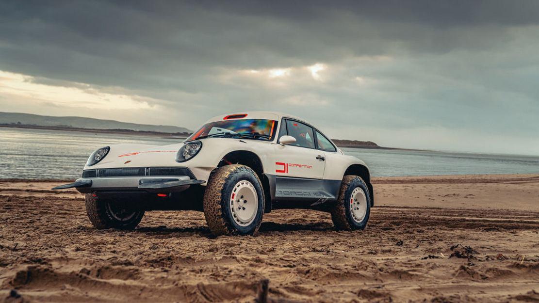 Porsche Singer 911 All-Terrain Racer (5)