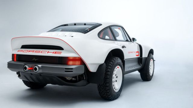Porsche Singer 911 All-Terrain Racer (1)
