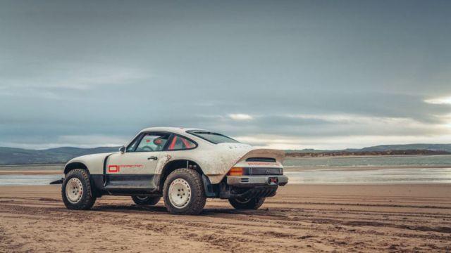 Porsche Singer 911 All-Terrain Racer (14)
