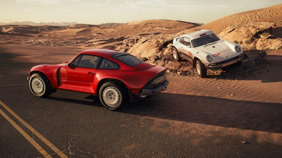 Porsche Singer 911 All-Terrain Racer (7)