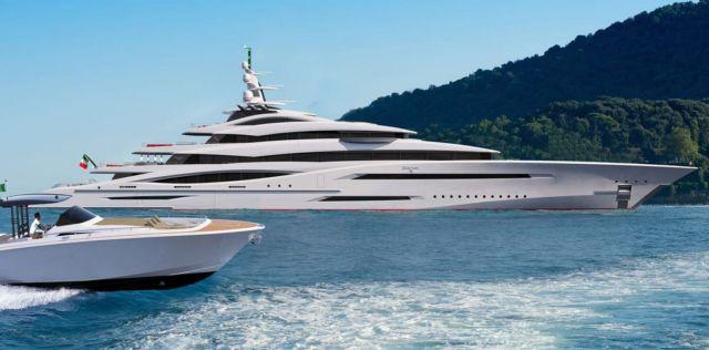 Project Century X 360-Foot Megayacht