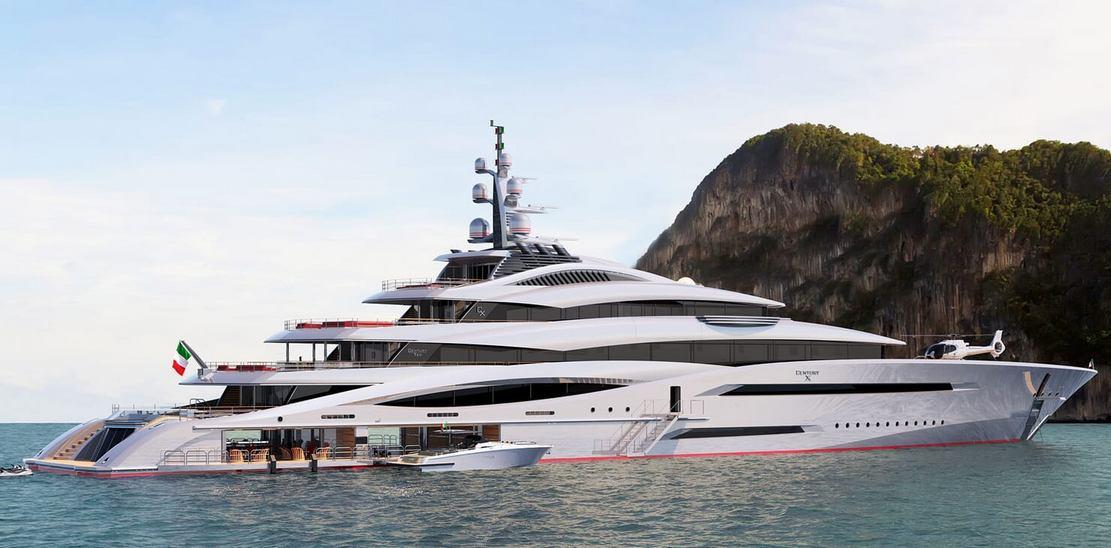 Project Century X Megayacht (10)