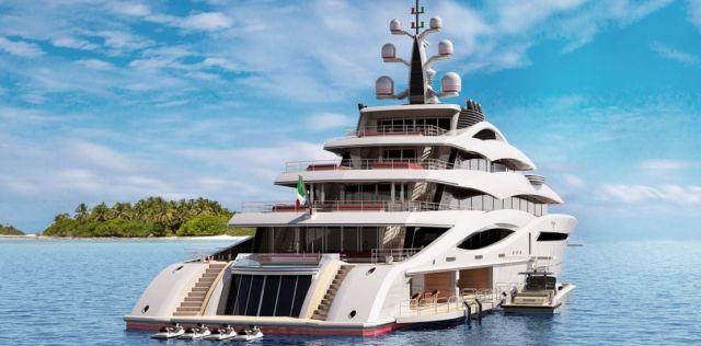 Project Century X Megayacht (9)