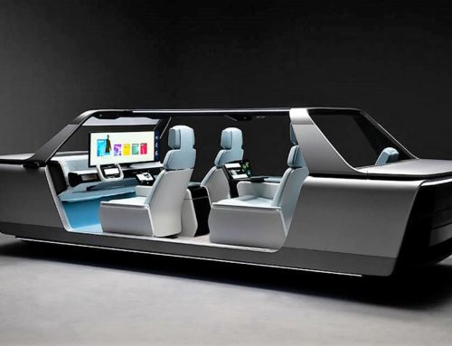 Samsung's Digital Cockpit 2021