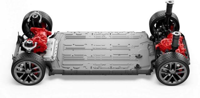 The new Tesla Model X Plaid (1)