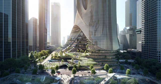 Tower C at Shenzhen Bay Super Headquarters Base (5)