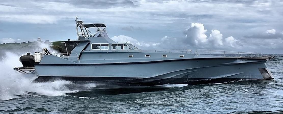 Wave-Piercing 75-Foot Explorer Yacht (1)