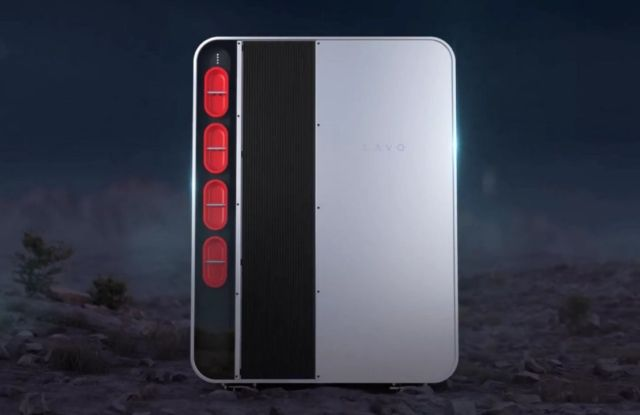 World's First Home Hydrogen Battery