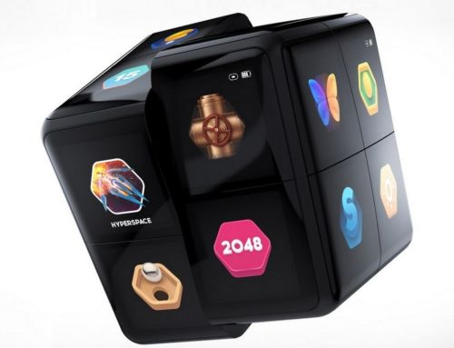 WowCube Entertainment System