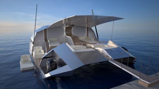 A2V aerodynamic catamaran (7)