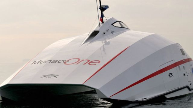 A2V aerodynamic catamaran (5)