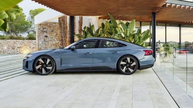 AUDI e-tron GT all-electric performance sportscar (3)