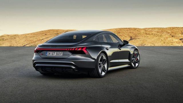 AUDI e-tron GT all-electric performance sportscar (11)