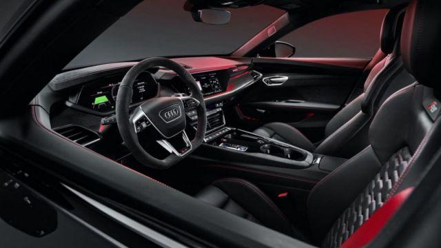 AUDI e-tron GT all-electric performance sportscar (10)