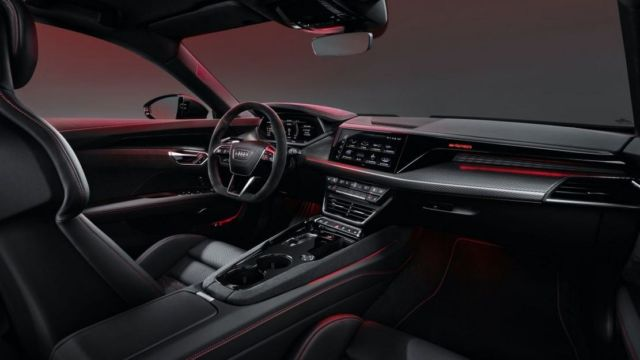 AUDI e-tron GT all-electric performance sportscar (9)